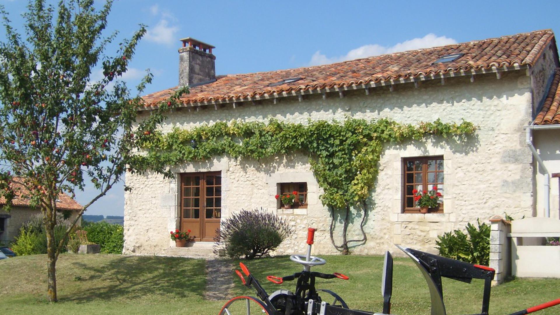 Le Cottage, Le Manoir de Longeveau
