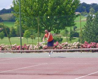 Tennis Longeveau